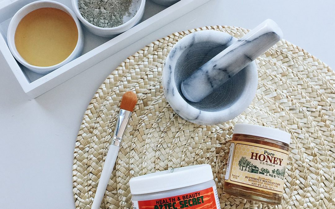 DIY: Indian Healing Clay