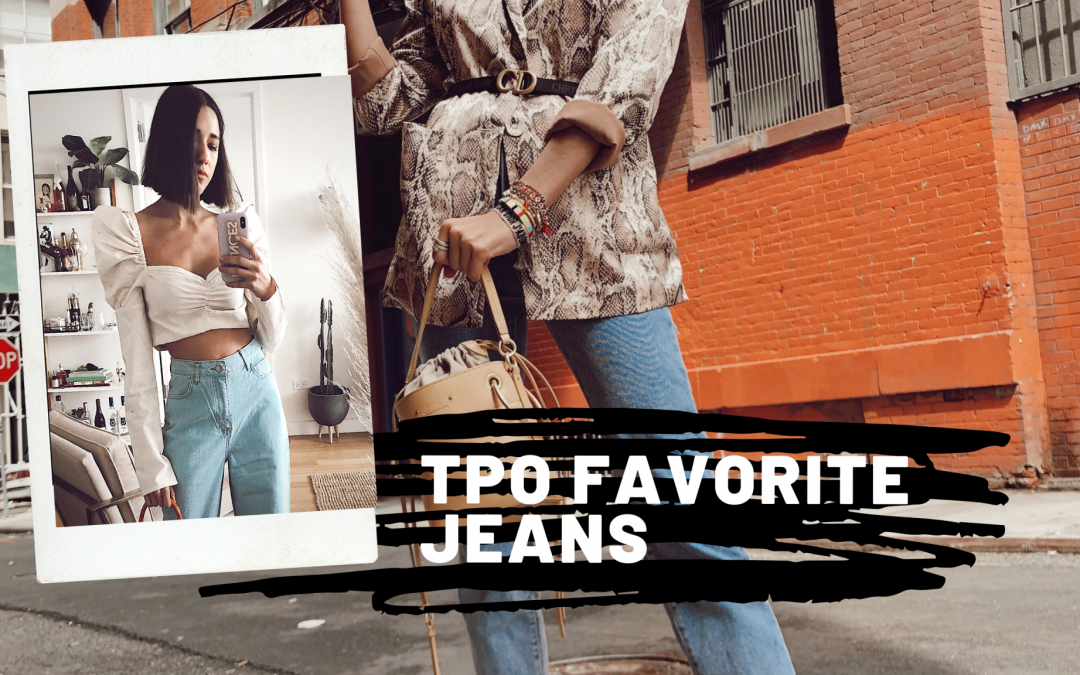Favorite Jeans for Spring