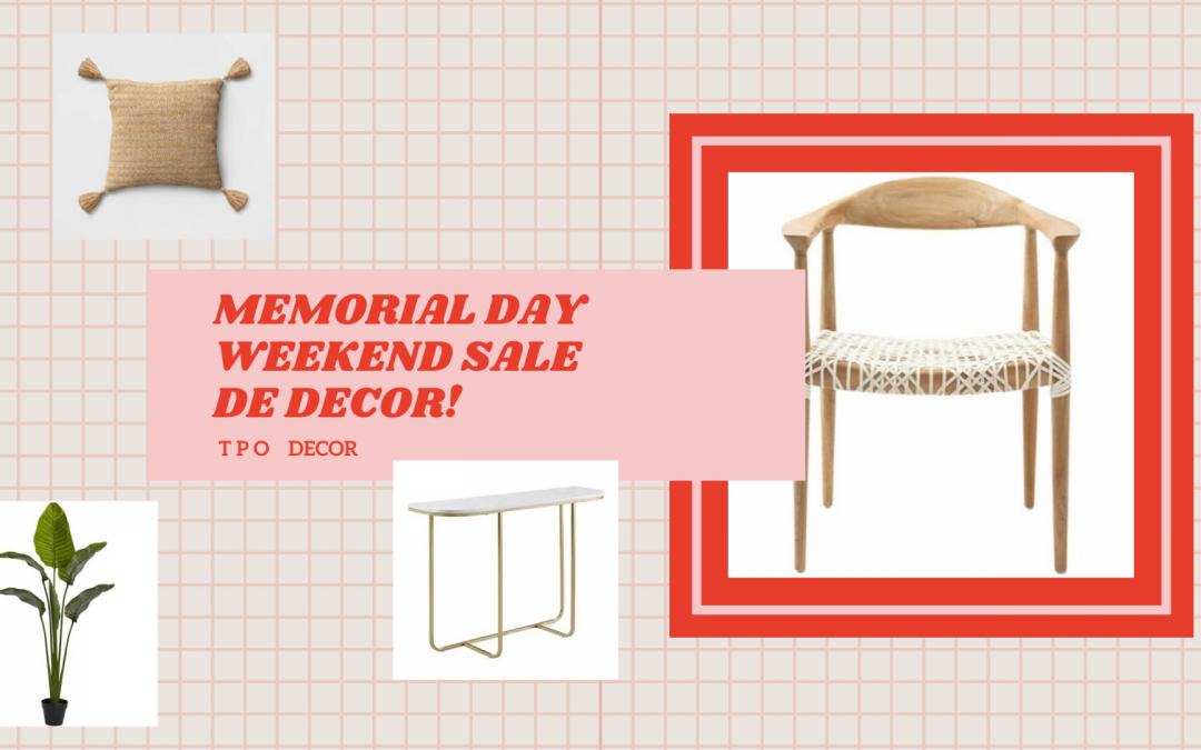 TARGET MEMORIAL DAY WEEKEND SALE FAVORITES